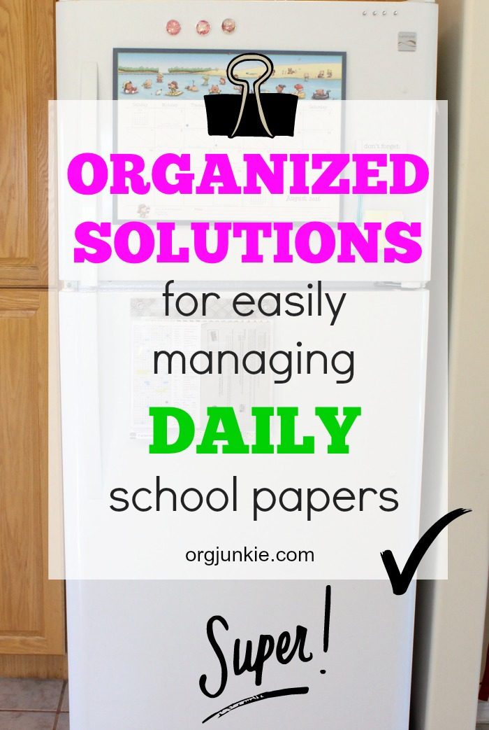 Create a keepsake box to organize kids school papers and memorabilia Finally a great way to organize kids school