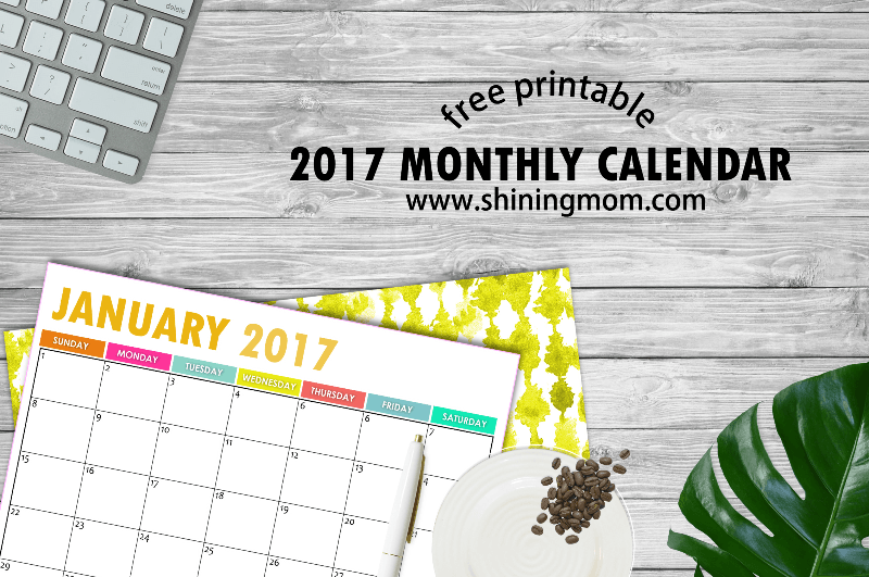 free-printable-2017-calendar-monthly