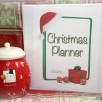 Organized for Christmas: Task #3 Create a Holiday Planner