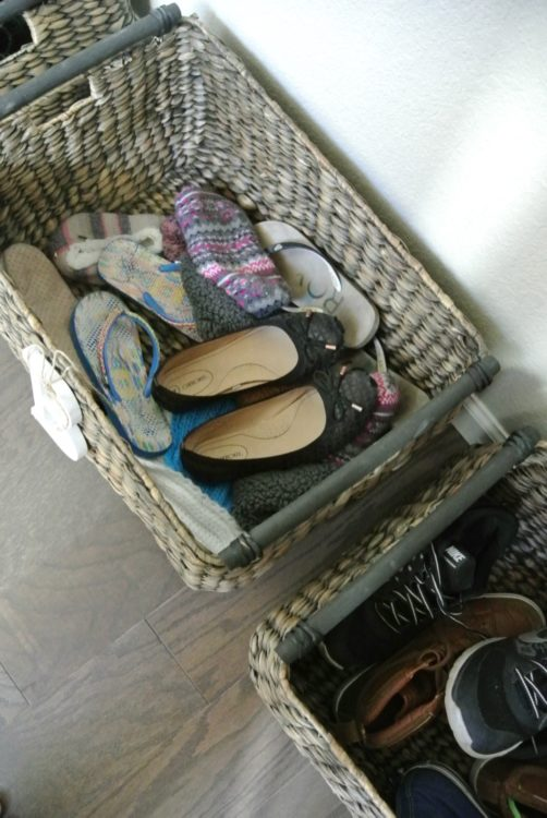 shoe-basket-in-organized-entryway