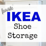Favorite Ikea Shoe Storage