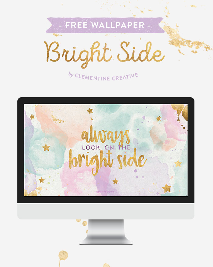 free bright side wallpaper