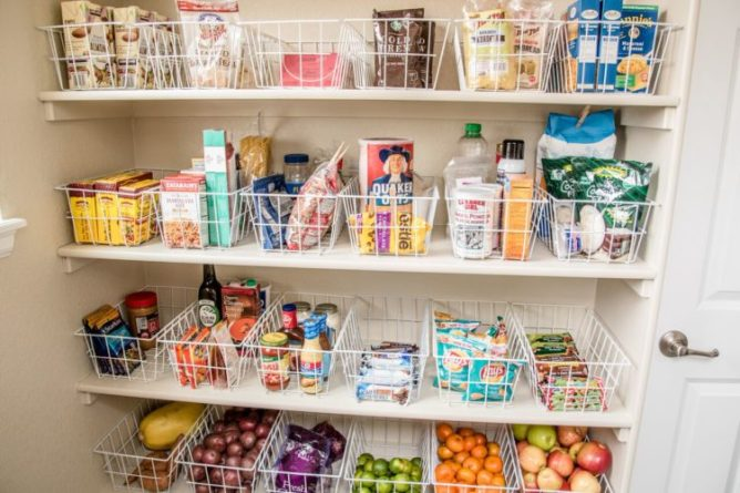 Pantries Are Often One Of The Hardest Spaces To Keep Organized I Can Relate This Dilemma All Too Well Especially Because We Have Five Sets Hands